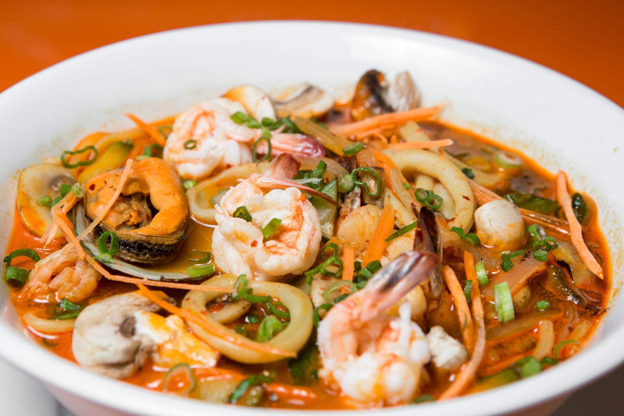 Rice & Noodle Soups